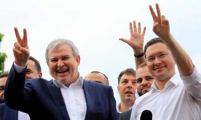 ГЕРБ откри кампанията си, целта - да води България към по-добро