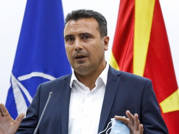 Македонският премиер Зоран Заев разкри, че след три години ще