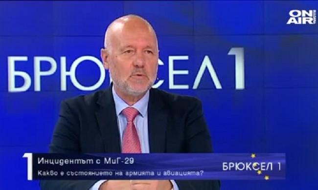 Тодор Тагарев: НАТО не разчита на нашите МиГ-ове