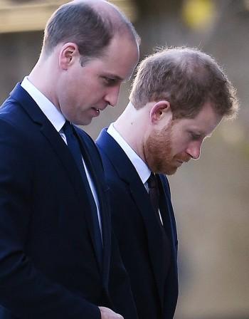 Кейт Мидълтън e притеснена от враждата между Уилям и Хари