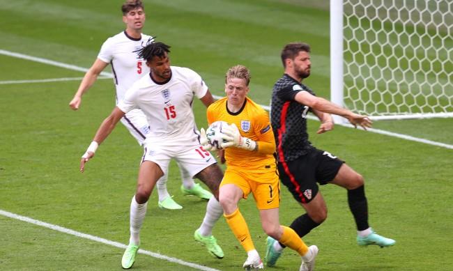 Англия взе своето срещу Хърватия и започна с успех на Евро 2020