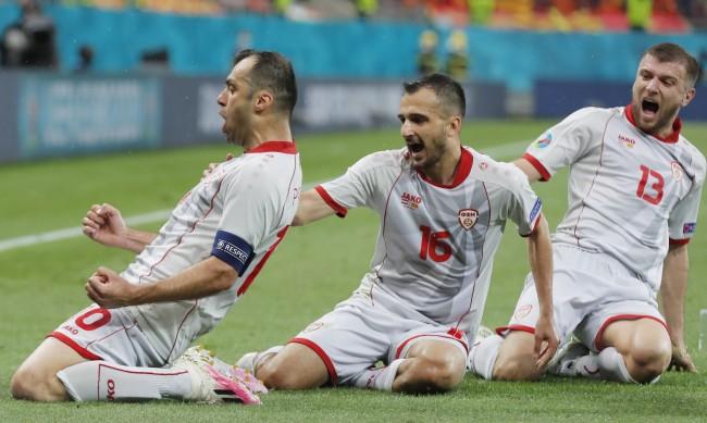 Без изненада! Австрия победи Северна Македония с 3:1