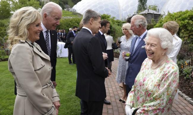 Байдън за кралица Елизабет: Тя ми напомняше за моята майка