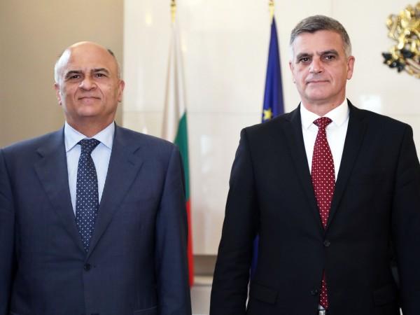 България и Гърция са държави стратегически партньори, е било отбелязано