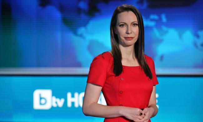 Мария Ванкова ще води късните емисии новини на bTV