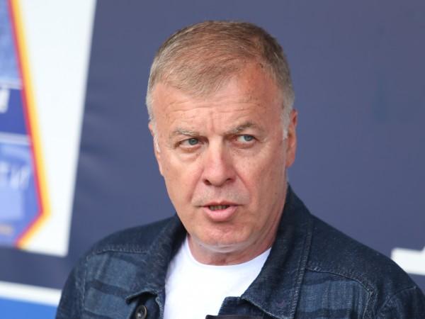 Собственикът на Левски Наско Сираков говори за бъдещето на Левски