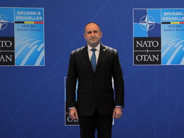 """""""Не виждам бъдеще на НАТО като на пазар, а като"""