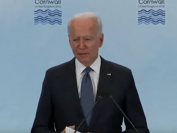 Президентът на САЩ Джо Байдън сериозно се обърка на пресконференцията