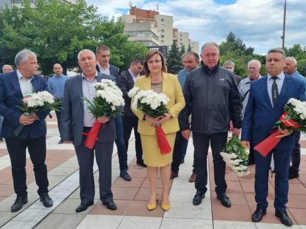 """""""България има нужда от лява алтернатива и ние сме единствените,"""