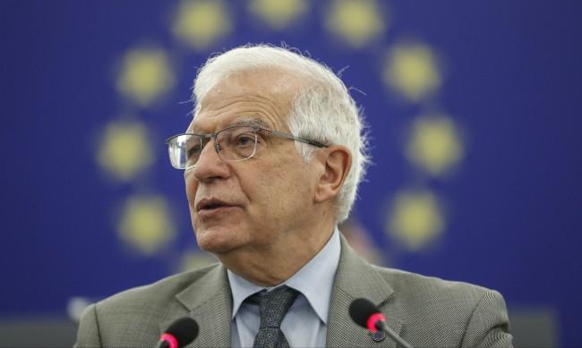 Борел: Сърбия и Косово в ЕС само след нормализиране на отношенията