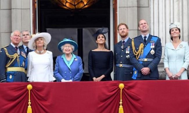 Кралското семейство по зодии