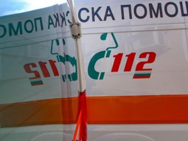 Дете пострада при верижна катастрофа на Коматевско шосе в Пловдив.