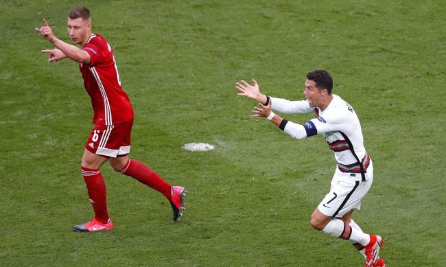 Португалия премаза Унгария с 3:0