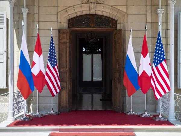 Президентите на САЩ и Русия - Джо Байдън и Владимир