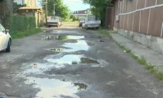 """Недоволство в """"Орландовци"""": Без канализация, шахти, тротоар"""