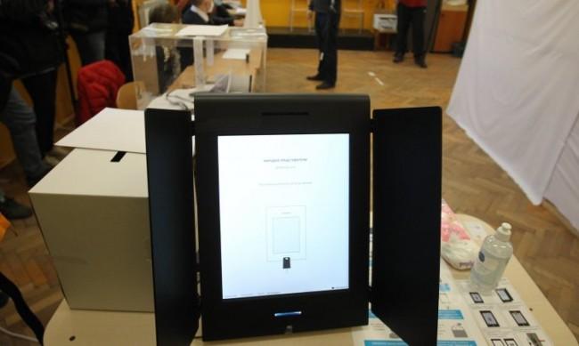 Сделка на ЦИК за нови машини за вота вероятно ще има