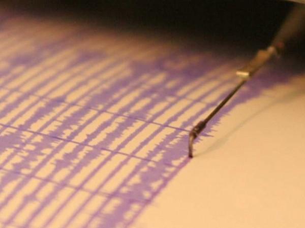 Земетресение с магнитуд 5,8 по Ккалата на Рихтер е регистрирано