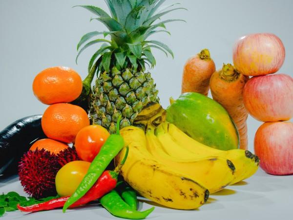Всички знаем, че трябва да хапваме повече плодове и зеленчуци,