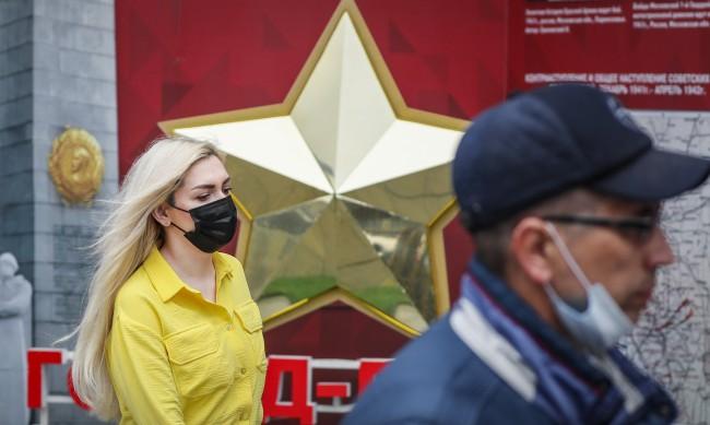 Драматична е ситуацията с COVID-19 в Москва