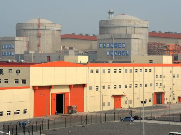 """В китайската атомна електроцентрала """"Тайшан"""", намираща се в провинция Гуандун,"""