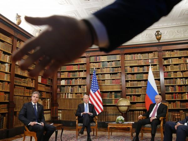 Преди началото на преговорите в тесен кръг между Джо Байдън