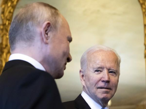 """Два часа продължи срещата """"на четири очи"""" между президентите Джо"""