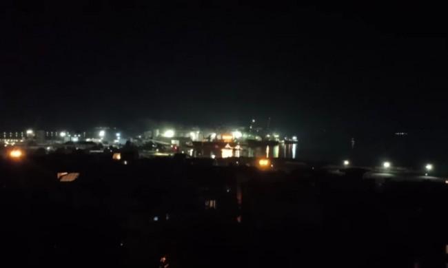 Пирати опитаха да щурмуват кораб в бургаското пристанище