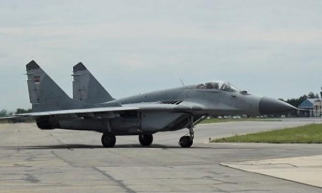 Подновяват издирването на черната кутия на МиГ-29 в Черно море