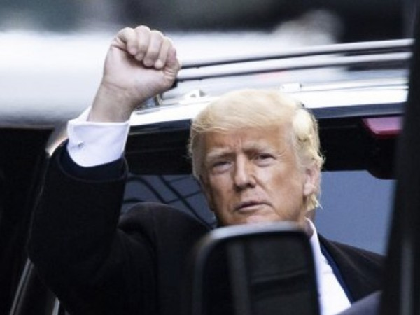 Доналд Тръмп заяви, че Китай трябва да плати 10 трилиона