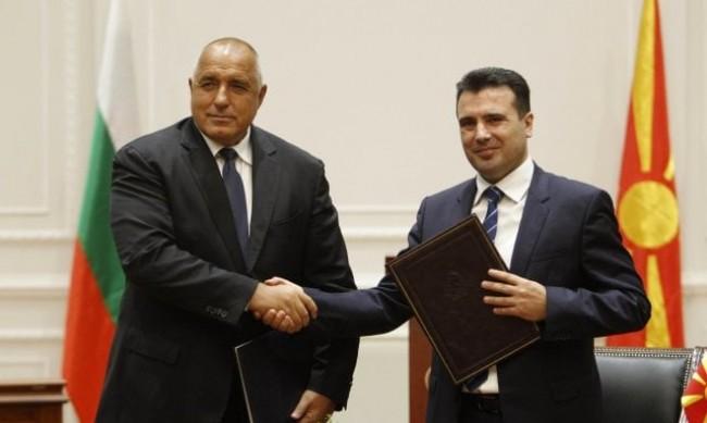 Борисов към Заев: Служебният кабинет ще избяга от отговорност за преговорите