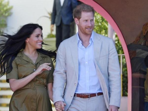 Още с влизането си в кралското семейство Меган Маркъл беше