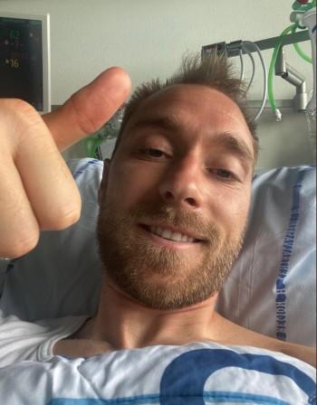Кристиан Ериксен ще претърпи операция на сърцето