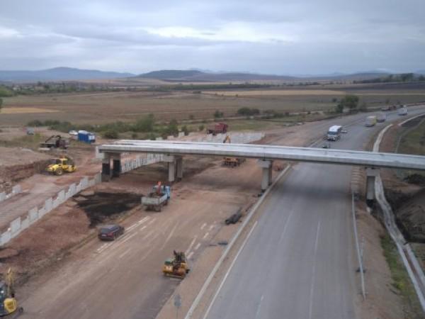 """Агенция """"Пътна инфраструктура"""" спира изграждането на 4 мостови съоръжения в"""