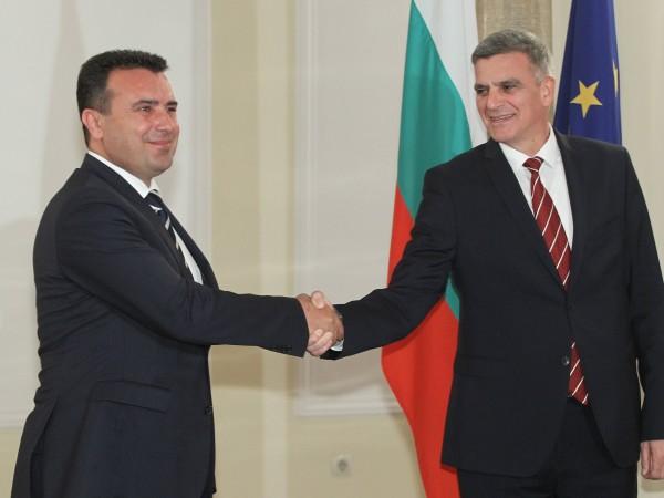 Снимка: Димитър Кьосемарлиев, Dnes.bgСлужебният премиер Стефан Янев отново потвърди, че