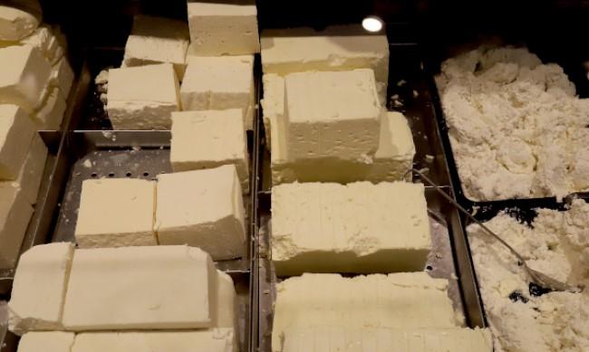 БАБХ прекрати производство на сирене в незаконен обект