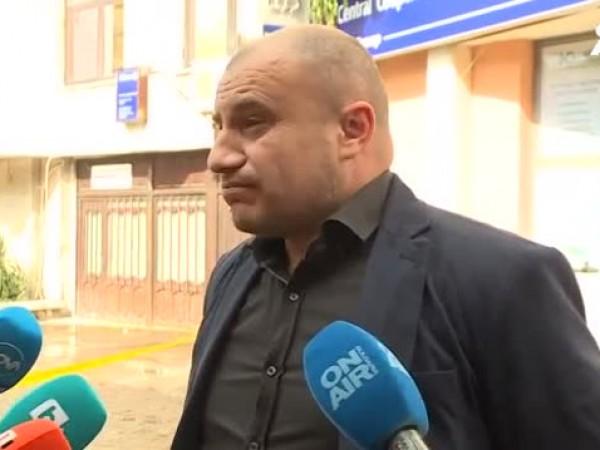 Опит за въоръжен грабеж на банка в центъра на Дупница