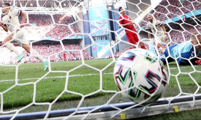 Белгия обърна на Дания и записа втора победа на Евро 2020
