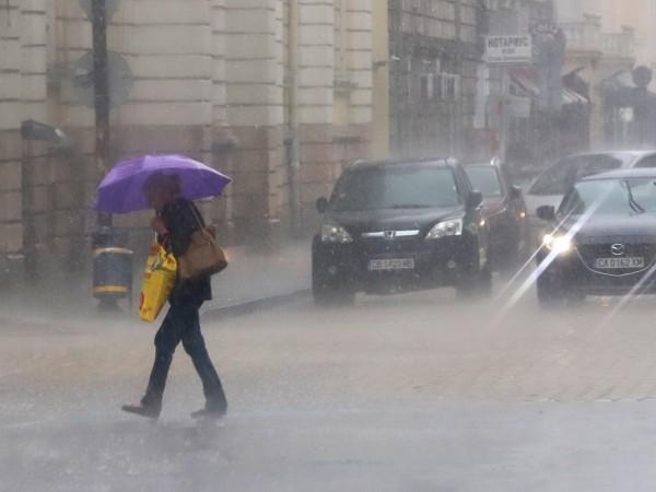 Жълт код за валежи от дъжд е обявен за 10