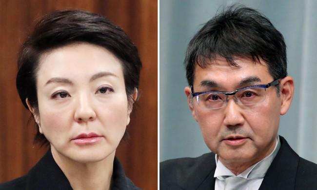 Бивш японски министър отива в затвора за купуване на гласове