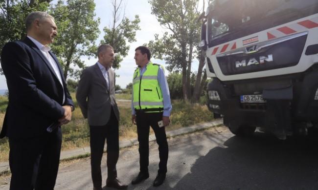 Започват проверки по пътищата на ТИР-ове и автобуси