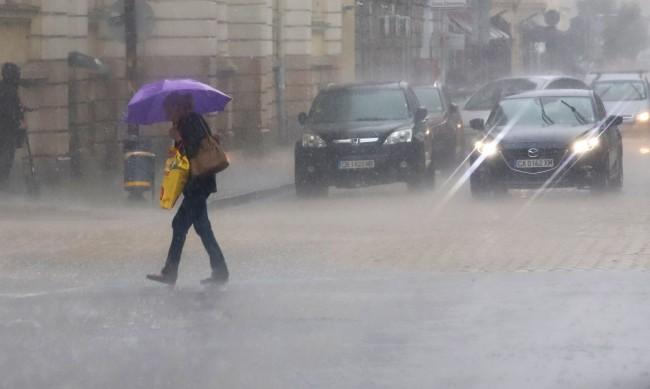 И утре дъжд, повече над западните и северни райони