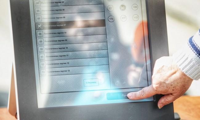Има напражение за машинното гласуване, липсва кампания