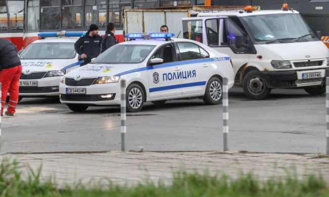 Крадец задигна 80 хиляди евро от фирма, арестуваха го