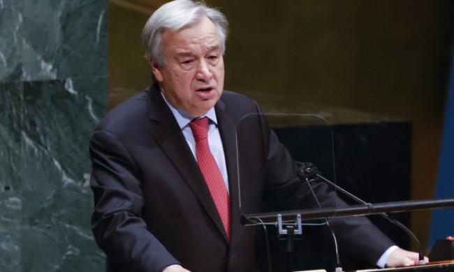 Антониу Гутериш остава генерален секретар на ООН