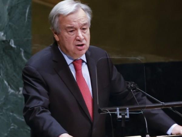 Общото събрание на ООН назначи на днешното си заседание Антониу