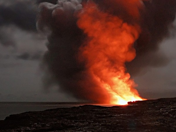 Двата действащи италиански вулкана Етна и Стромболи за пореден път