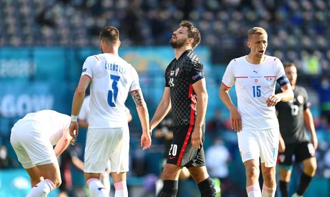 Хърватия и Чехия завършиха наравно 1:1 в приличен двубой