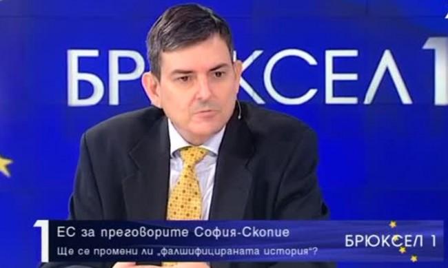 Наум Кайчев: Изпълнението на договора от страна на РСМ е отчайващо