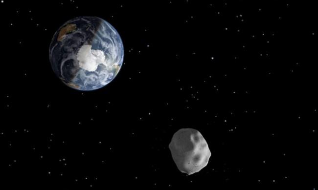 Доближава ни астероид, два пъти по-голям от статуята на Свободата