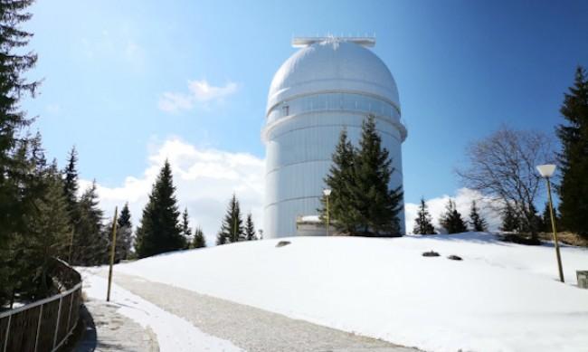 """Ден на отворените врати в обсерваторията """"Рожен"""""""